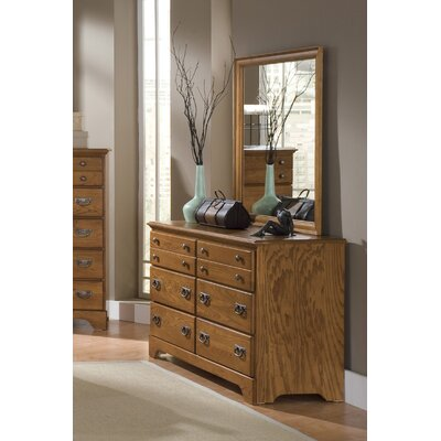 Carolina Furniture Works, Inc. Creek Side 6 Drawer Dresser