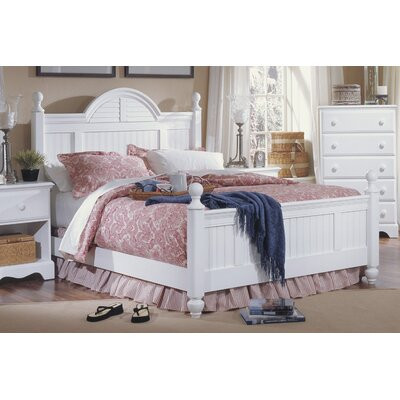 Carolina Cottage Panel Bed