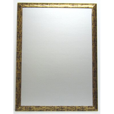 Alpine Art and Mirror Undertones Wall Mirror