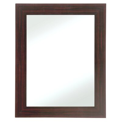 Alpine Art and Mirror Family Molding Wall Mirror