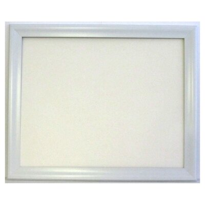 "<strong>Alpine Art and Mirror</strong> 28.25"" H x 40.25"" W Lakeside Frame Wall Mirror"