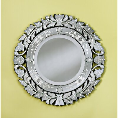 Venetian Gems La Roa Medium Venetian Mirror