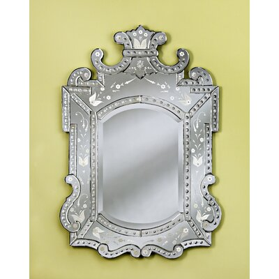 Venetian Gems Royale Large Venetian Wall Mirror