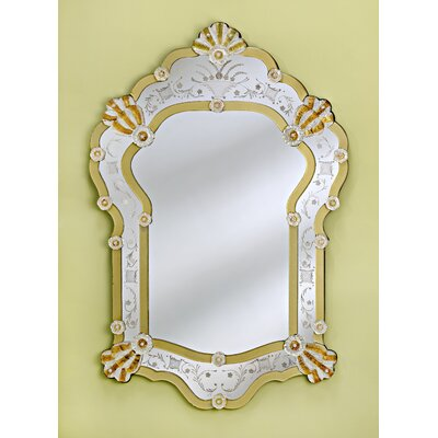 Venetian Gems Bettina Venetian Wall Mirror