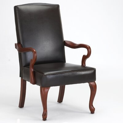 Derby Arm Chair in Dark Brown