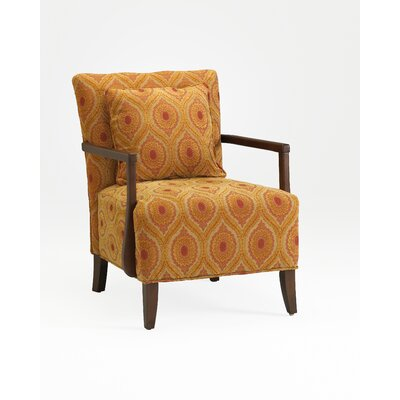 Dante Chenille Arm Chair