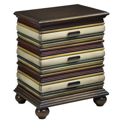 Coast to Coast Imports LLC 3 Drawer Cabinet