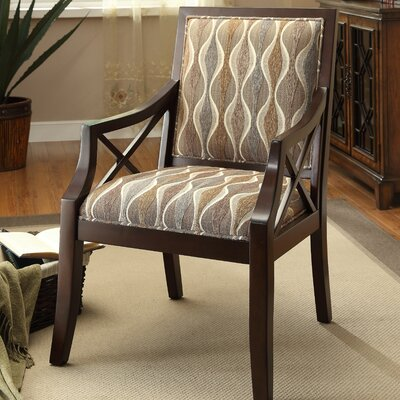 Fabric Arm Chair