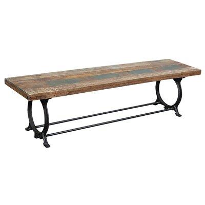 Coast to Coast Imports LLC Wood / Metal Kitchen Bench