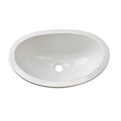 Lyons Industries Deluxe Bathroom Sink