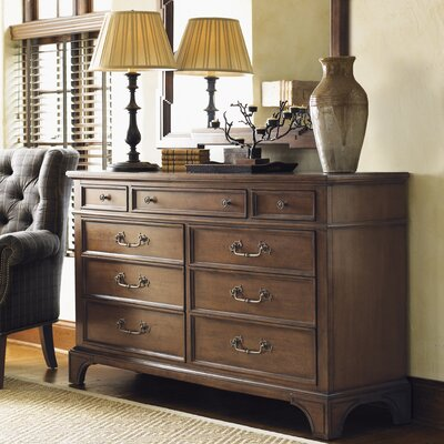 Lexington Quail Hollow Marion 9 Drawer Dresser