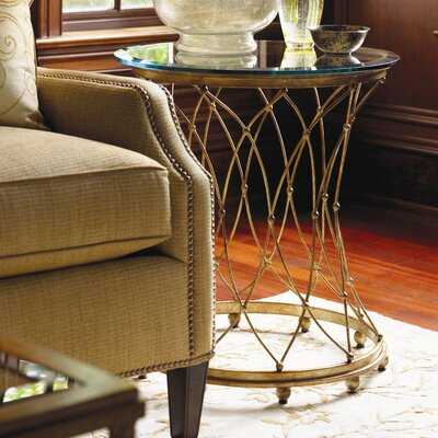 Lexington St. Tropez Cabris End Table