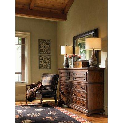 Lexington Fieldale Lodge Pine Lakes Panel Bedroom Collection