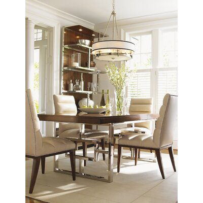 Lexington Mirage Monroe 5 Piece Dining Set