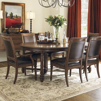 Lexington Quail Hollow 7 Piece Dining Set