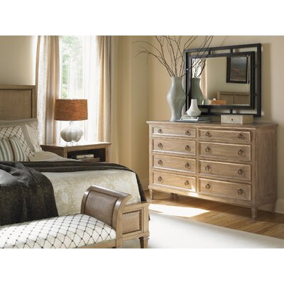 Lexington Monterey Sands Hollister 8 Drawer Dresser