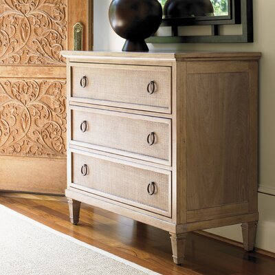 Monterey Sands Morro Bay 3 Drawer Dresser