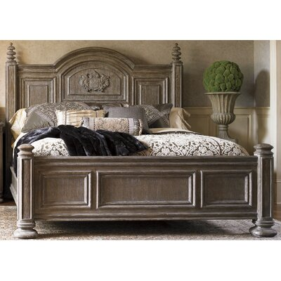 Sale alerts for Lexington  La Tourelle Bourdeaux Panel Bed - Covvet