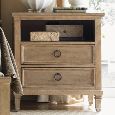 Monterey Sands Berkeley 2 Drawer Nightstand