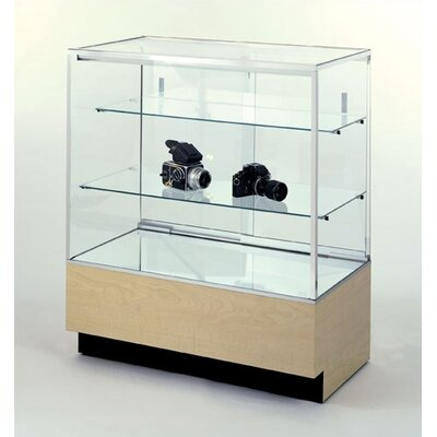 Tecno Display Full-Vision Jewelry Case with Premium Finisihes