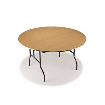 "Midwest Folding Products EF Series 30"" Round Folding Table"