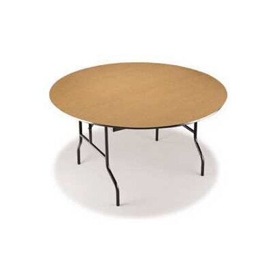 "Midwest Folding Products F Series 60"" Round Folding Table"