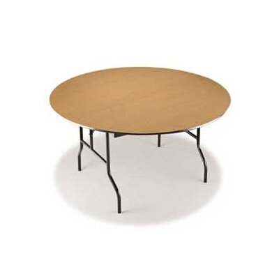 "Midwest Folding Products EF Series 36"" Round Folding Table"