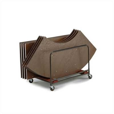 Midwest Folding Products Standard Table Caddy for Rectangular/Serpentine Tables