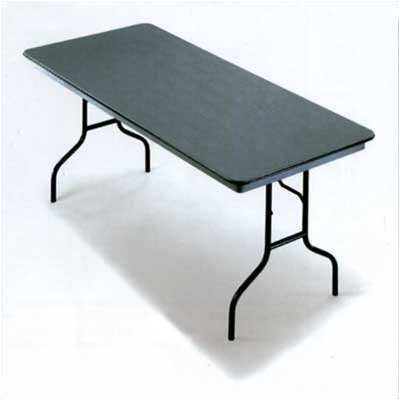 Midwest Folding Products NLW Series Standard Seminar Folding Table