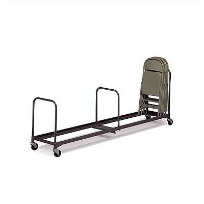 Midwest Folding Products Single Level Caddy Chair Dolly