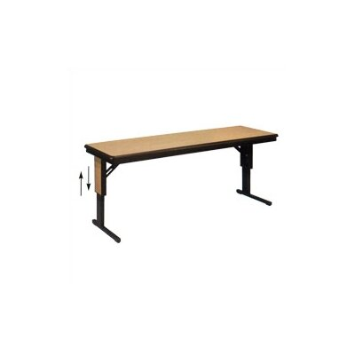 Midwest Folding Products CTLA Series Training Table