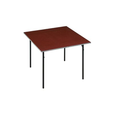 Midwest Folding Products Square Banquet Table with Plywood Top