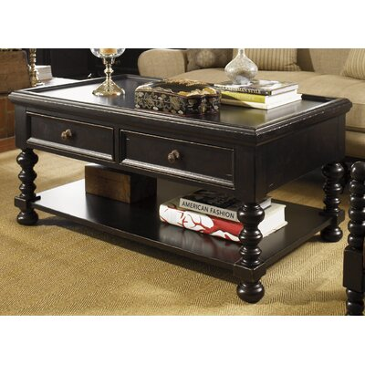 Tommy Bahama Home Kingstown Explorer Coffee Table Set