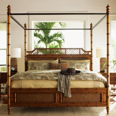 Tommy Bahama Home Island Estate Panels Bedroom Collection