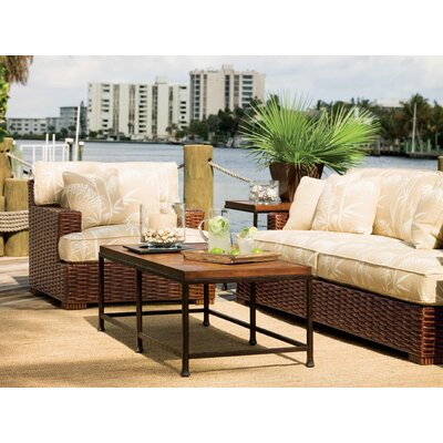 Tommy Bahama Home Ocean Club Reef Coffee Table Set