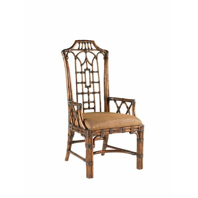 Tommy Bahama Home Royal Kahala Pacific Rim Arm Chair
