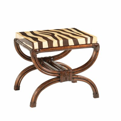 Tommy Bahama Home Royal Kahala Striped Delight Coffee Table