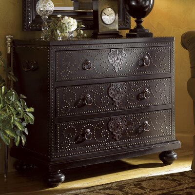 Kingstown 3 Drawer Tortola Dresser