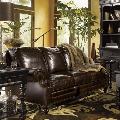 Kingstown Warmick Leather Sofa