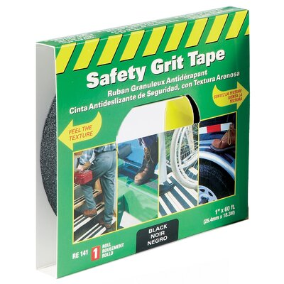 Incom Manufacturing Gator Grip Anti Slip Safety Grit Tape