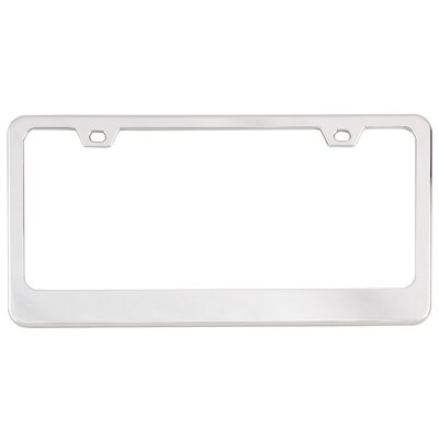 Victor Products Dealer Classic License Plate Frame