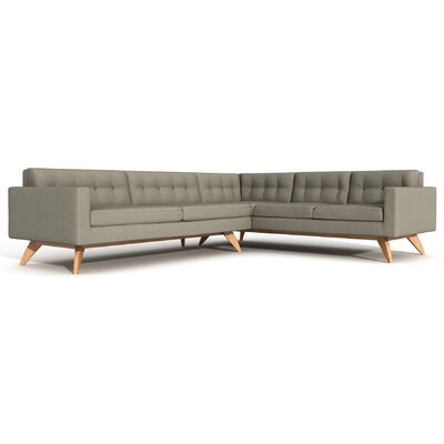 True Modern Luna Corner Sectional