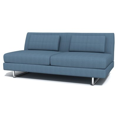 True Modern Hamlin Armless Loveseat