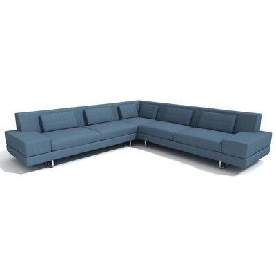True Modern Hamlin Corner Sectional