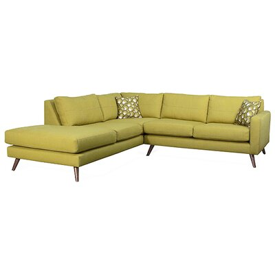 True Modern Dane Corner Sectional