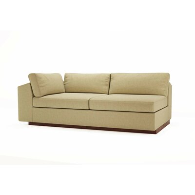 True Modern Jackson 2 Seater Armless Split Sofa