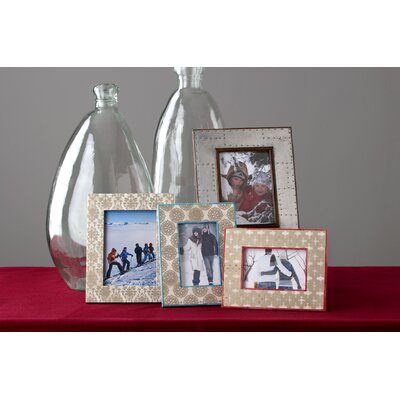 Shiraleah Ancient Arts Block Print Picture Frame