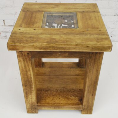 Artesano Home Decor End Table