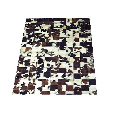 Spinneybeck Multi-Colored Haired Cowhide Rug