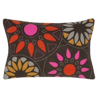 India's Heritage Applique Felt Pillow